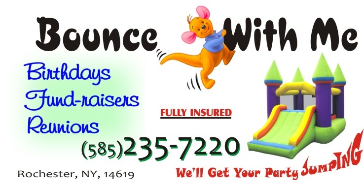 Rochester NY Bounce House Rental Options